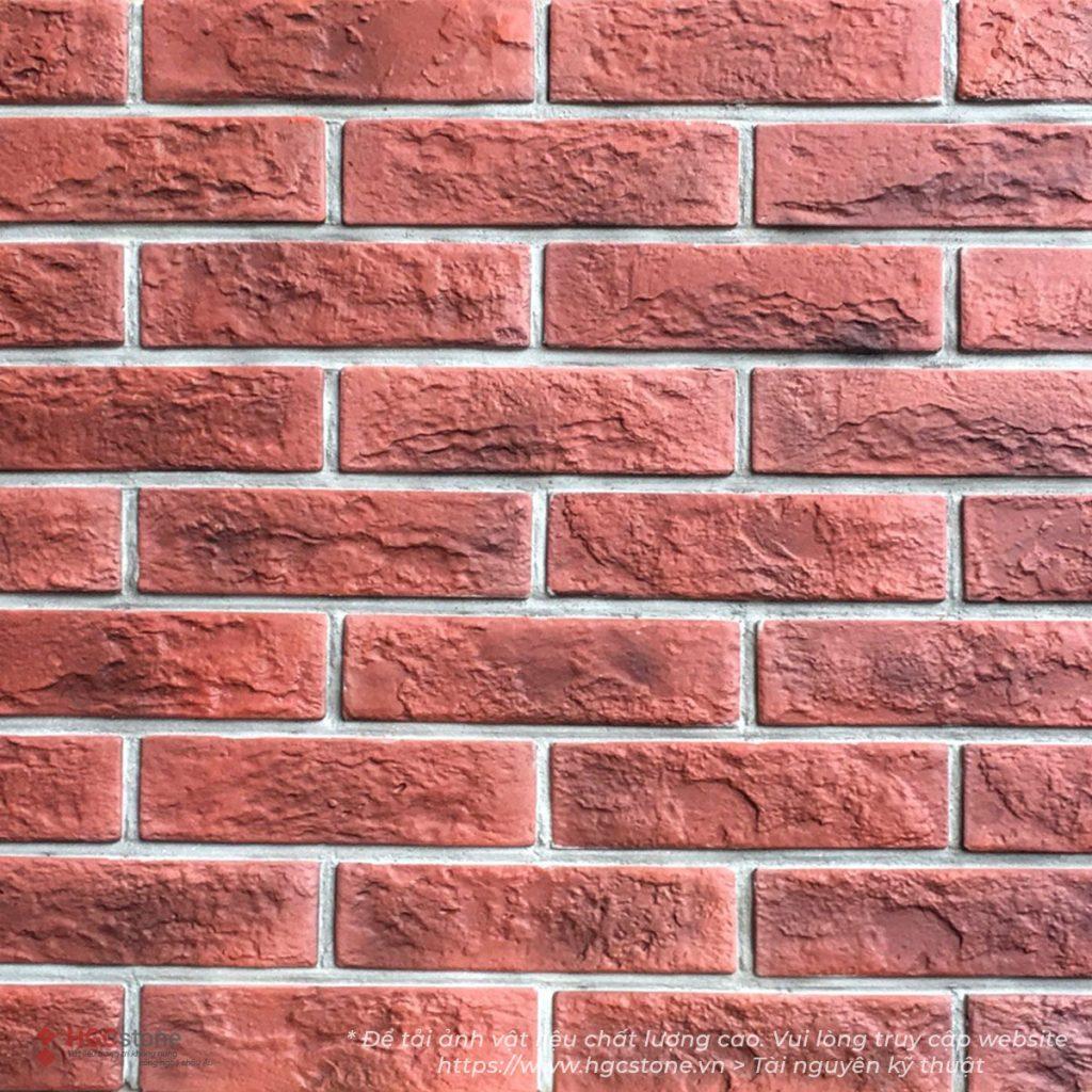 Gạch thẻ đỏ cháy GT08 HGCstone